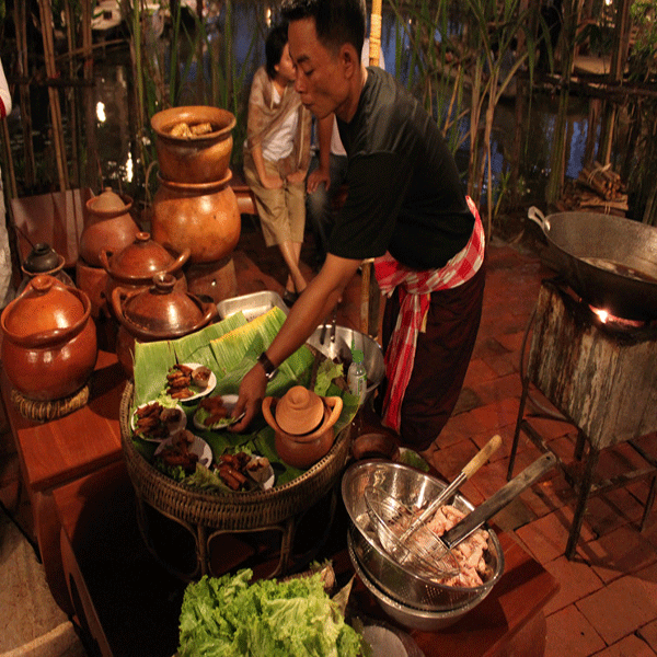 Siam Niramit Dinner & Show Production Phuket Thailand