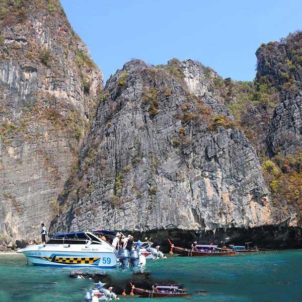 budget-tours-day-trip-phuket-phi-phi-island-maya-bay-khai-island-speedboat-7