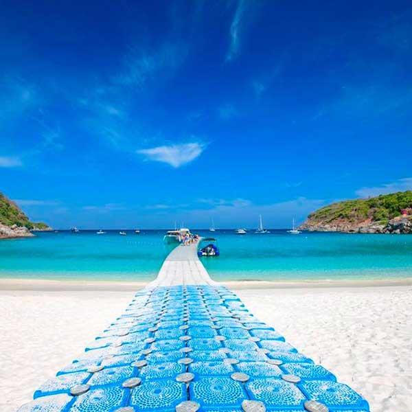 Phuket-Full-day-trip-Raya-Island-Coral-Island-by-speedboat-2