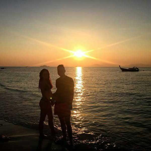 sunset-romantic-trip-phi-phi-island-maiton-island-khai-nai-island