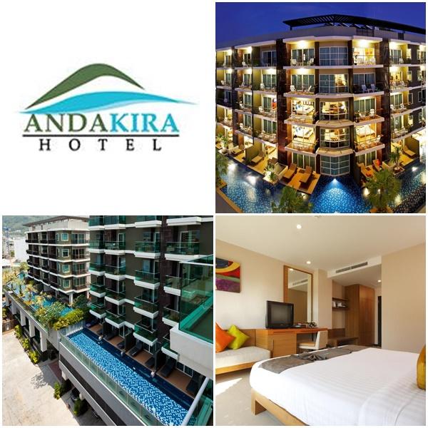 Andakira Hotel Patong 4 Star