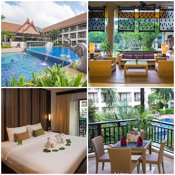 No.2 Best 4 day 3 night holiday package Phuket