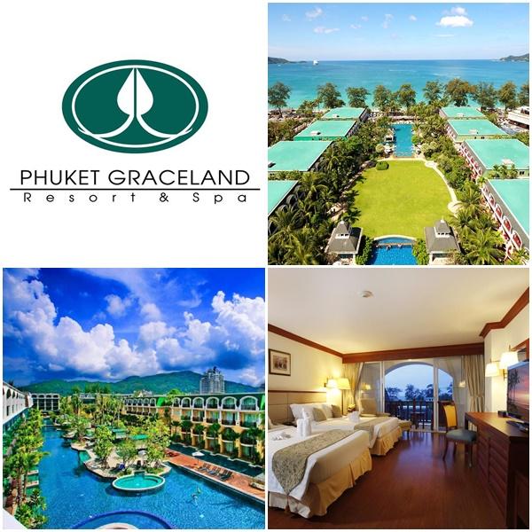 Phuket Graceland Resort & Spa 5 star hotel