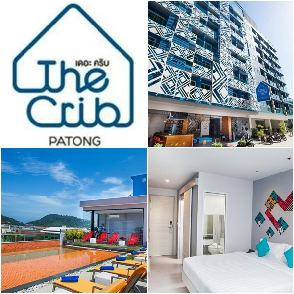 The Crib Patong Phuket 3 Star Hotel