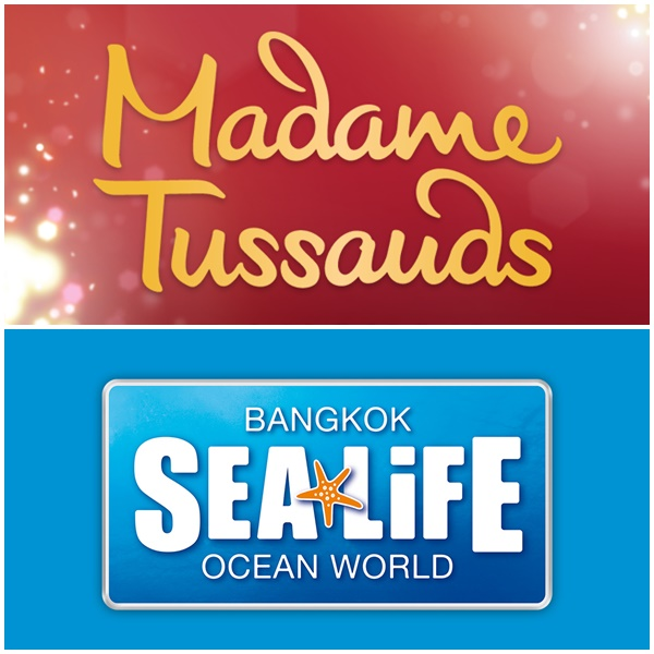 Sea Life + Madame Tussauds Bangkok Ticket