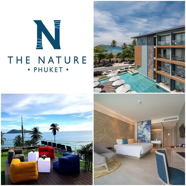The Nature Phuket Patong Kalim Beach 5 Star Hotel