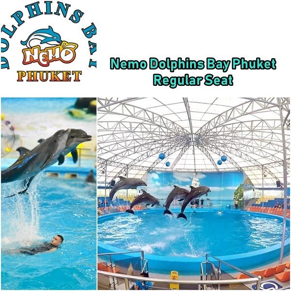 Nemo Dolphins Bay Phuket Regular Seat