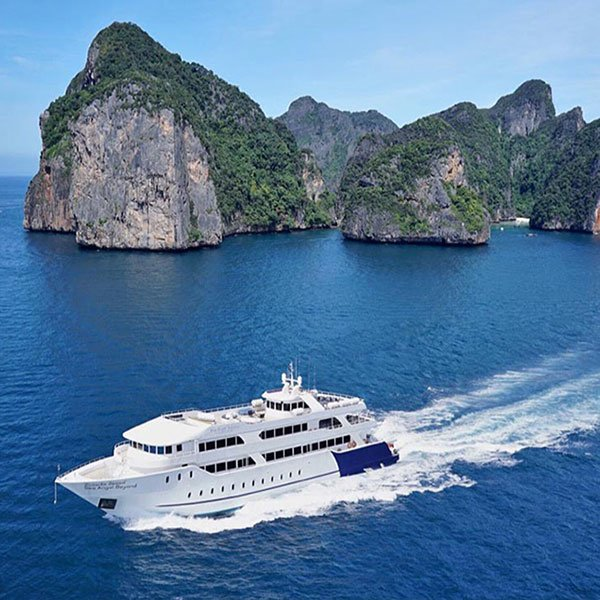 Phi Phi Beach: Phi Phi Island Big Boat Economy Seats