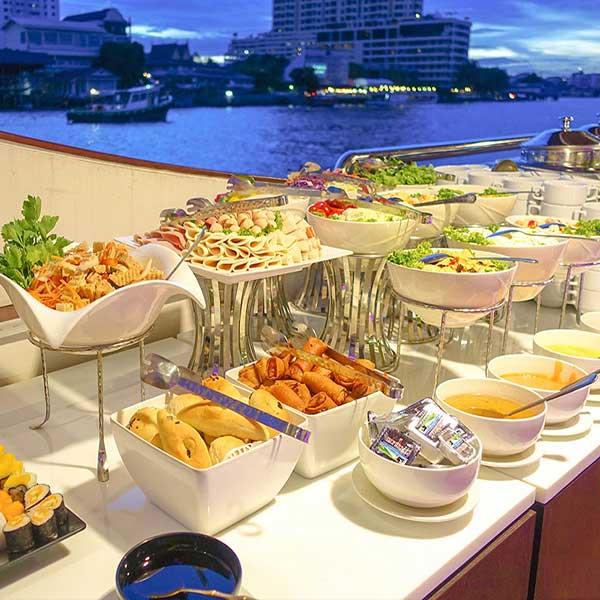 best-luxury-romantic-family-bangkok-dinner-river-grand-pearl-cruise-5