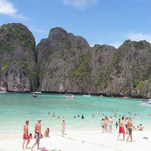 Phi Phi Beach: Phuket Dream Company Blog