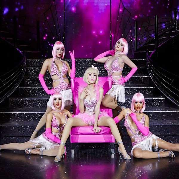 Ladyboy Cabaret Performers