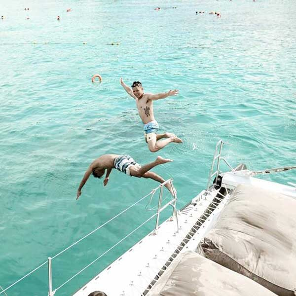 Half-Day-Sunset-Tour-Phuket-Luxury-Catamaran-Party-Cruise-2