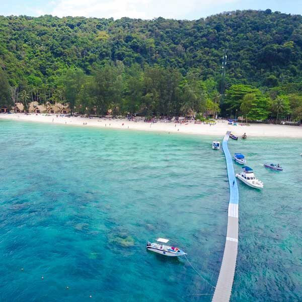 Half-day-Afternoon-Coral-Island-by-speedboat-3