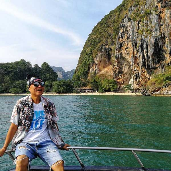 Krabi-Half-day-afternoon-Sunset-4-islands-Catamaran-2