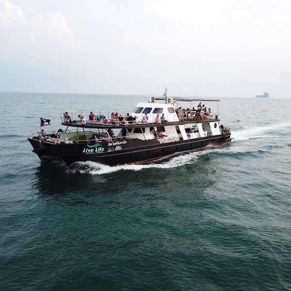 Krabi-Half-day-afternoon-Sunset-4-islands-Catamaran-5
