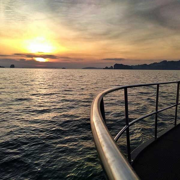 Krabi-Half-day-afternoon-Sunset-4-islands-Catamaran-6