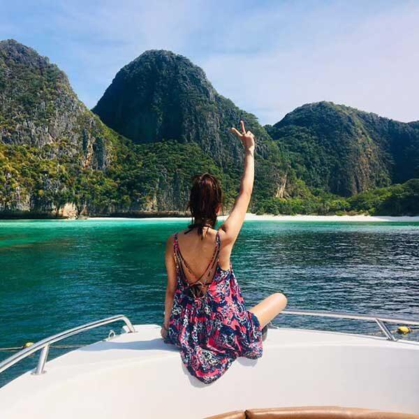 Krabi-Premium-Day-Trip-Phi-Phi-Island-Bamboo-Island-speedboat-4