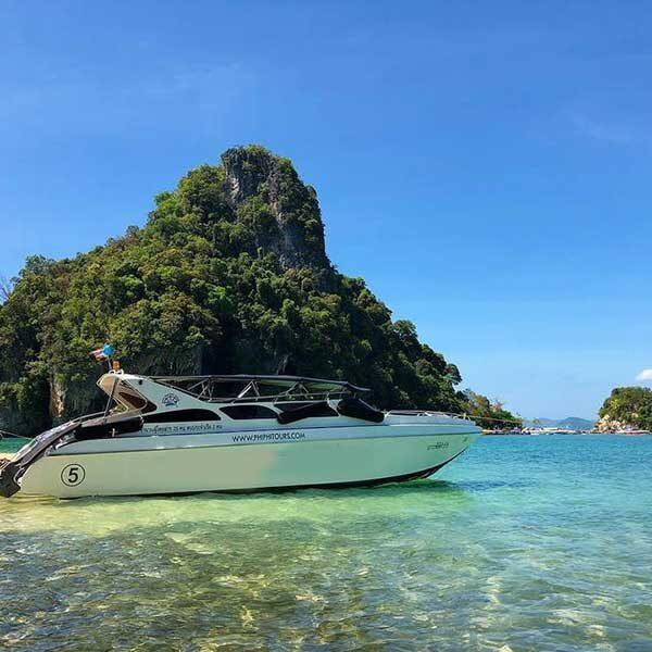 One-Day-Trip-Hong-Island-Krabi-By-Speedboat-4