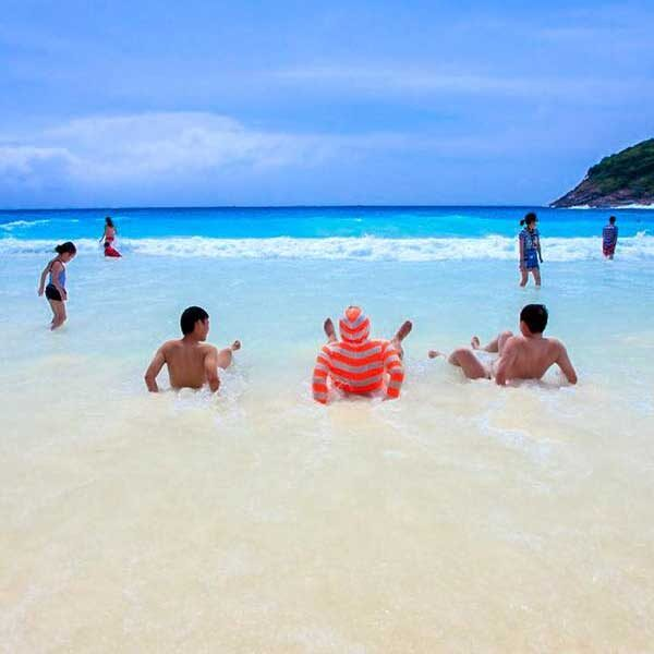 Phuket-Full-day-trip-Raya-Island-Coral-Island-by-speedboat-7