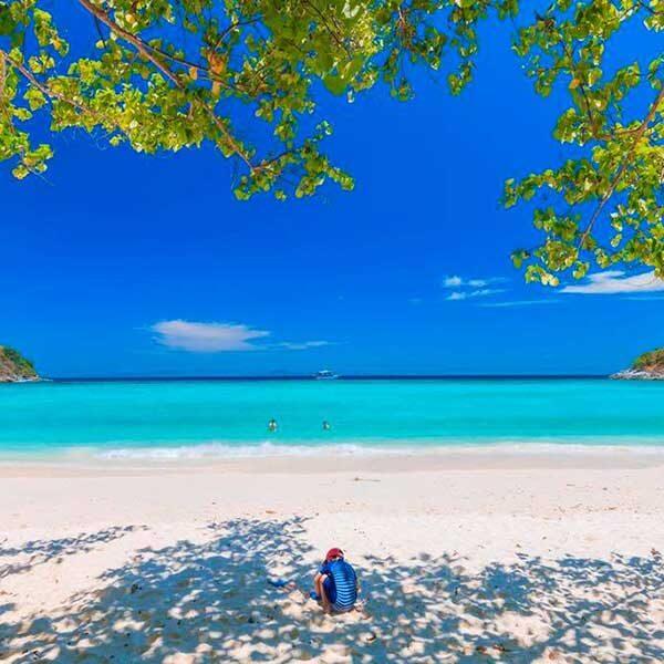 Phuket-Full-day-trip-Raya-Island-Coral-Island-by-speedboat-8