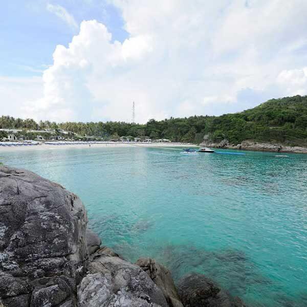 Phuket-Full-day-trip-Raya-Island-speedboat-3