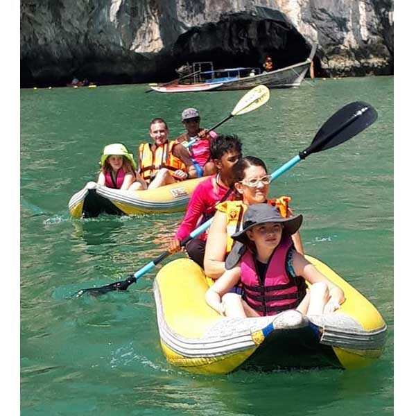 Phuket-full-day-Amazing-Conoeing-Hong-Island-Krabi-James-Bond-Island