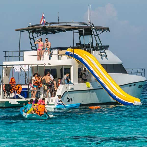 full-day-sunset-cruise-maiton-island-racha-isalnd-by-power-catamaran-3