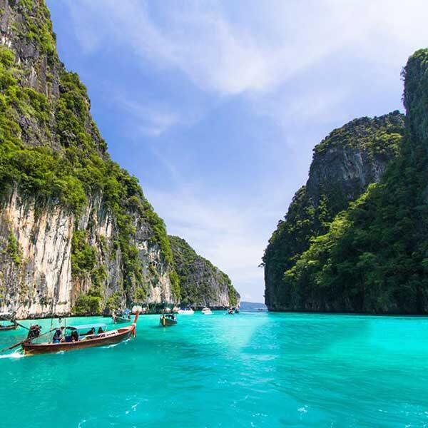 Island Phi Phi Thailand