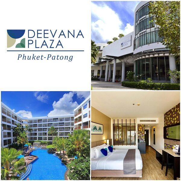 Deevana Plaza Phuket Patong Hotel 4 Star