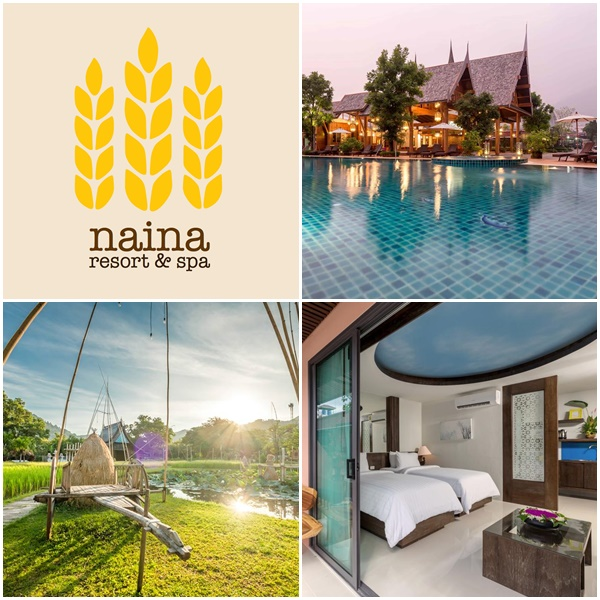 Naina Resort & Spa Patong Phuket Hotel 4 Star