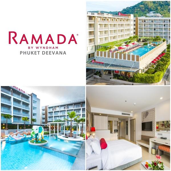 Ramada by Wyndham Phuket Deevana Patong Hotel 4 star-2