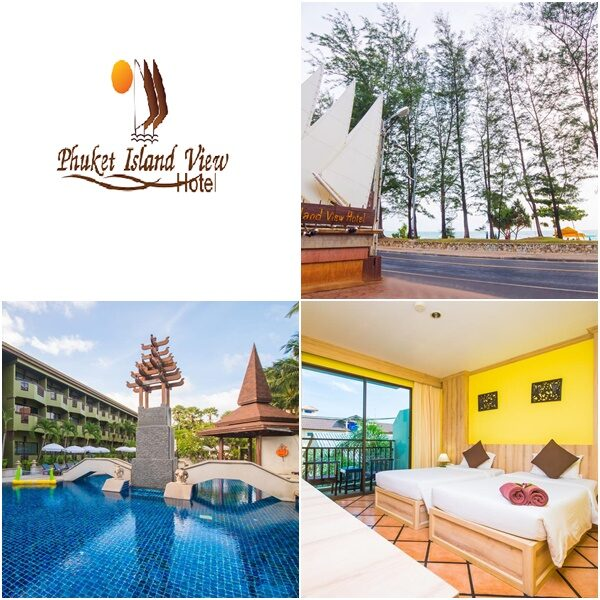phuket island view 4 star hotel karon beach
