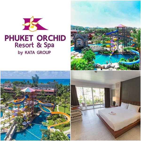phuket orchid resort 4 star hotel booking package