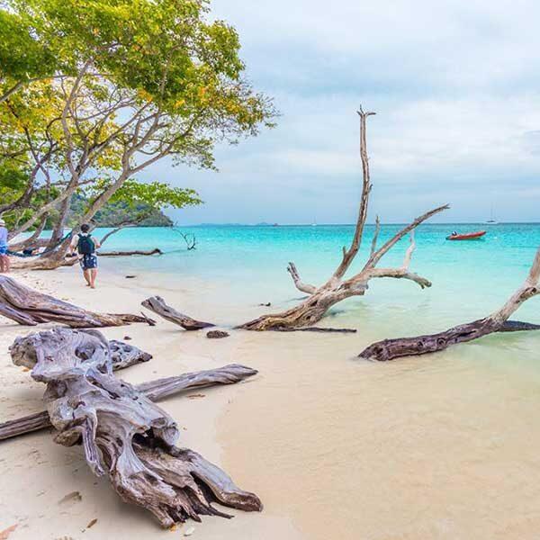 phuket-full-day-trip-koh-rok-koh-haa-by-cat-catamaran