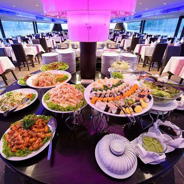 Amazing-Thai-Boat-Dinner-Cruise-Chao-Phraya-Princess