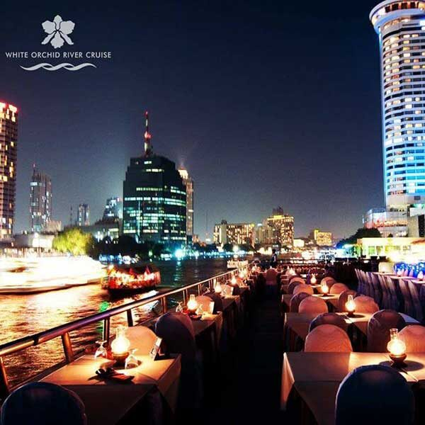 Bangkok-White-Orchid-Dinner-River-Cruise