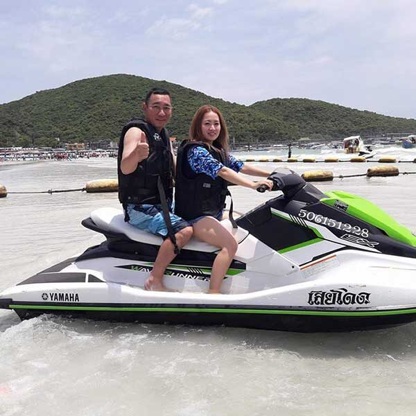 Full-Day-Koh-Sak-Koh-Larn-Speedboat-Pattaya-Activities-Tour-7
