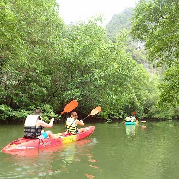Full-day-activities-tour-Kayaking-at-Ban-Bor-thor-Krabi-3