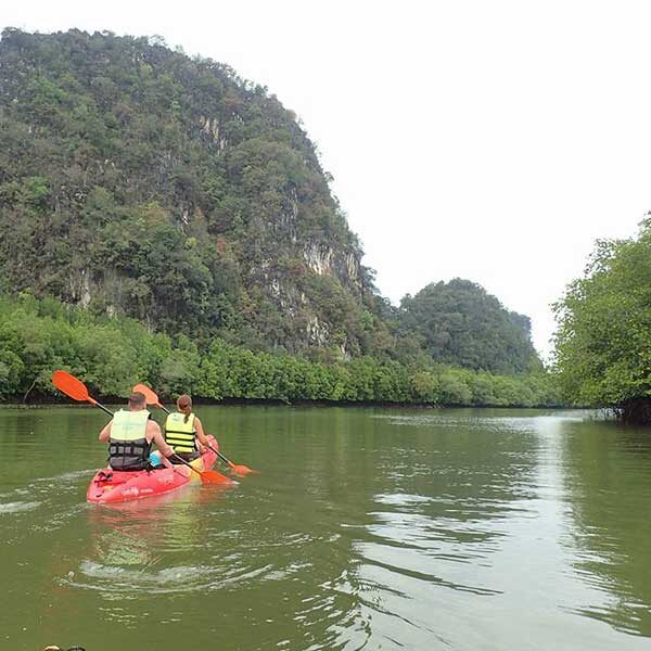 Full-day-activities-tour-Kayaking-at-Ban-Bor-thor-Krabi