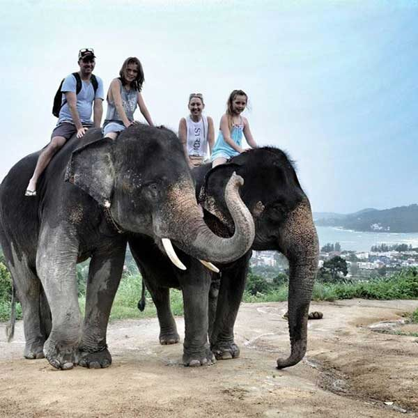 Learn-to-ride-bareback-30-mins-experienced-instructor-Elephant-Phuket-3
