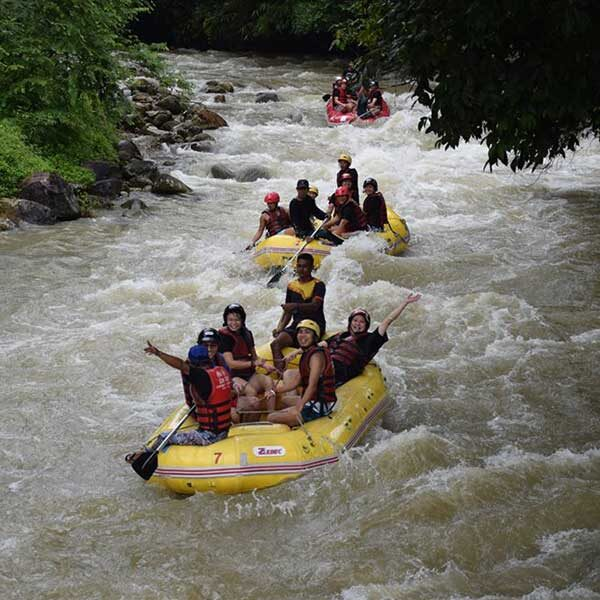 A.-Day-Trip-White-Water-Rafting-Elephant-Trekking-Flying-Fox