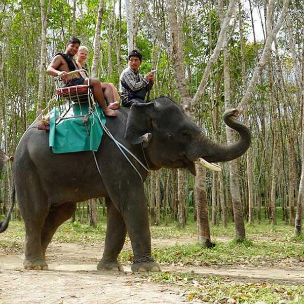 D1.-Day-Trip-White-Water-Rafting-7-km.Elephant-Trekking-4