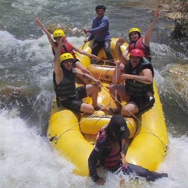 F1.-Day-Trip-Rafting-Flying-Fox-Elephant-Trekking-Bathing-ATV-4