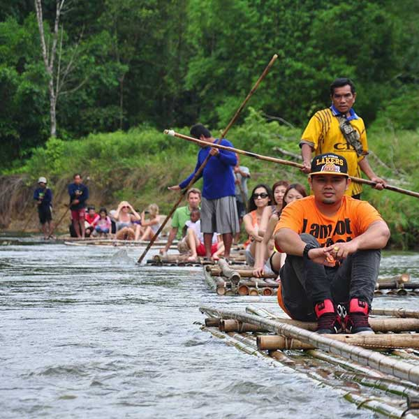 KL1.-Khao-Lak-Safari-+-Bamboo-Rafting-+-Elephant-Trekking