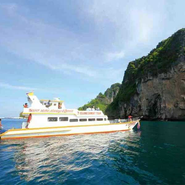 Krabi-Afternoon-Sunset-Tour-7-islands-by-big-boat