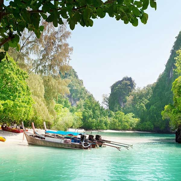 Krabi-Afternoon-Sunset-Tour-Hong-Island-by-long-tail-boat-3