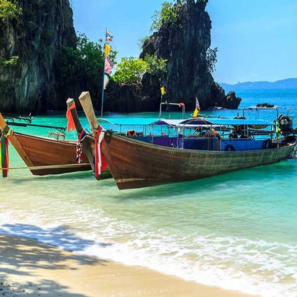 Krabi-Afternoon-Sunset-Tour-Hong-Island-by-long-tail-boat-4
