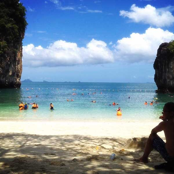Krabi-One-Day-Trip-Hong-Island-by-long-tail-boat-7