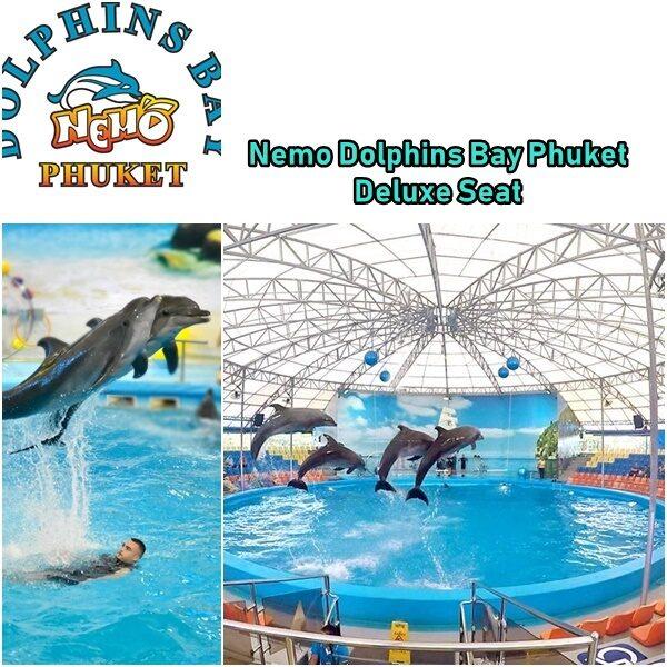 Nemo Dolphins Bay Phuket Deluxe Seat